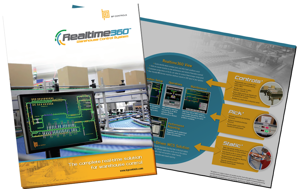 Realtime360 WCS™ Warehouse Control System Brochure